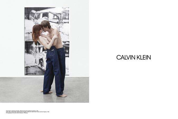 Calvin Klein x Raf Simons