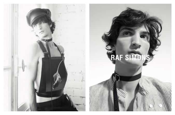 Raf Simons SS17