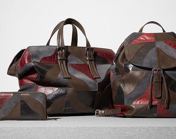 Bottega Veneta Patchwork Collection