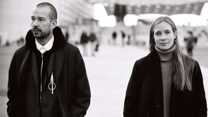 Luke and Lucie Meier