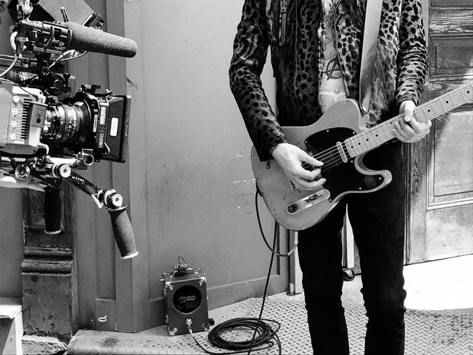 John Varvatos x Machine Gun Kelly