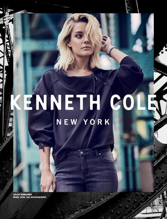 Kenneth Cole Fall 2017