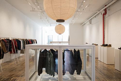 Visvim Opens Pop Up Shop In New Yorkessential Homme Magazine