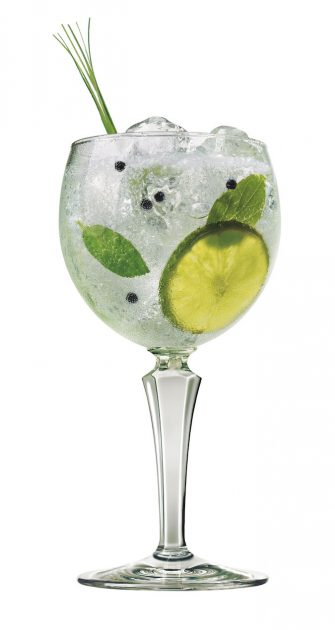 Sapphire East Gin & Tonic Reimagined