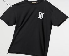 The Thomas Burberry Monogram T-shirt