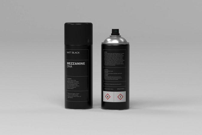 Massive Attack Rereleases 'Mezzanine' in a Can