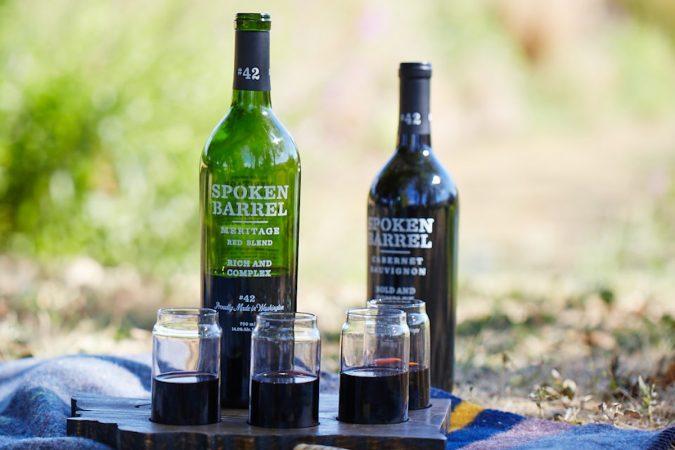 Introducing All-American Spoken Barrel Wines