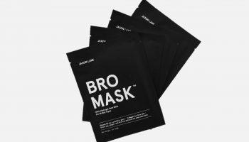 The Sheet Mask Designed for Men