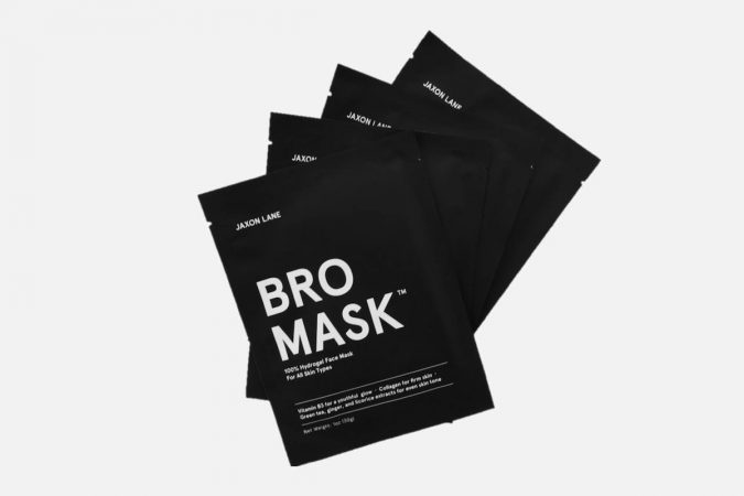 The Sheet Mask Designed for Men