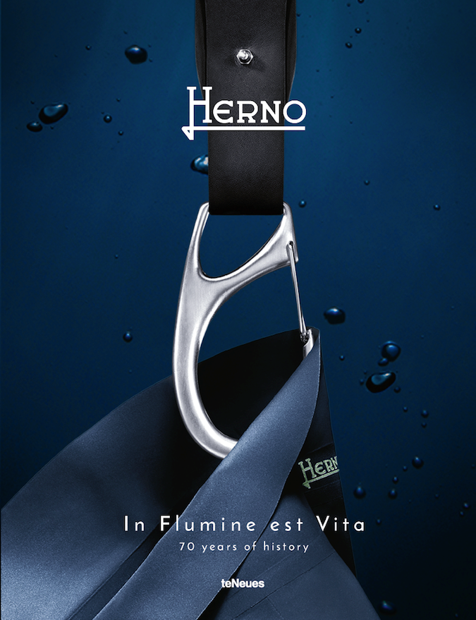 Herno - In Flumine est Vita - 70 anniversary book - Cover Book