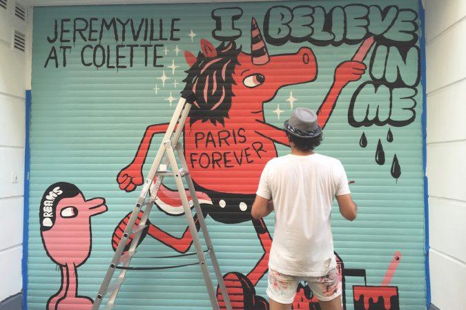 Jeremyville cover