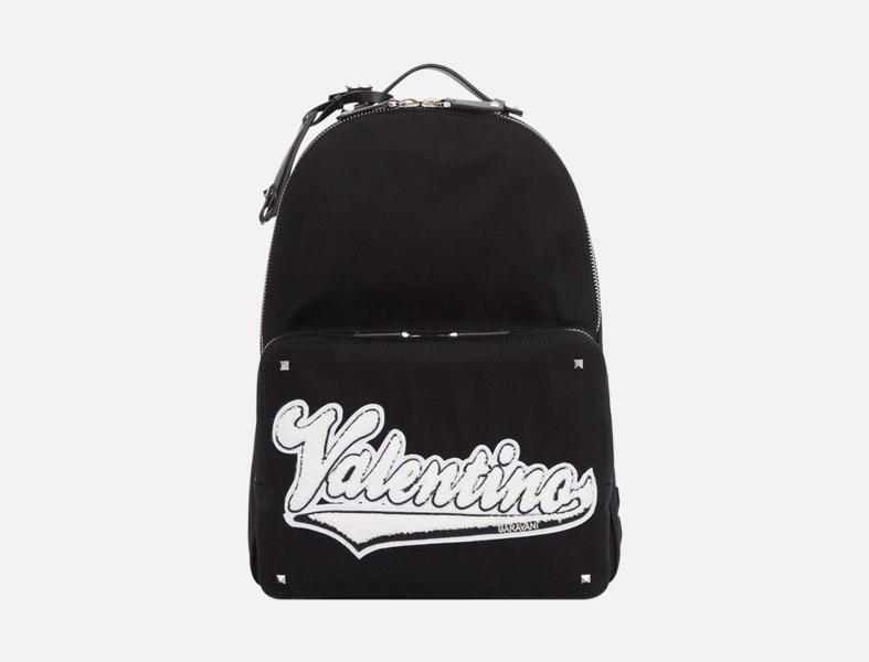 1. valentino-black-Black-Garavani-Varsity-Backpack