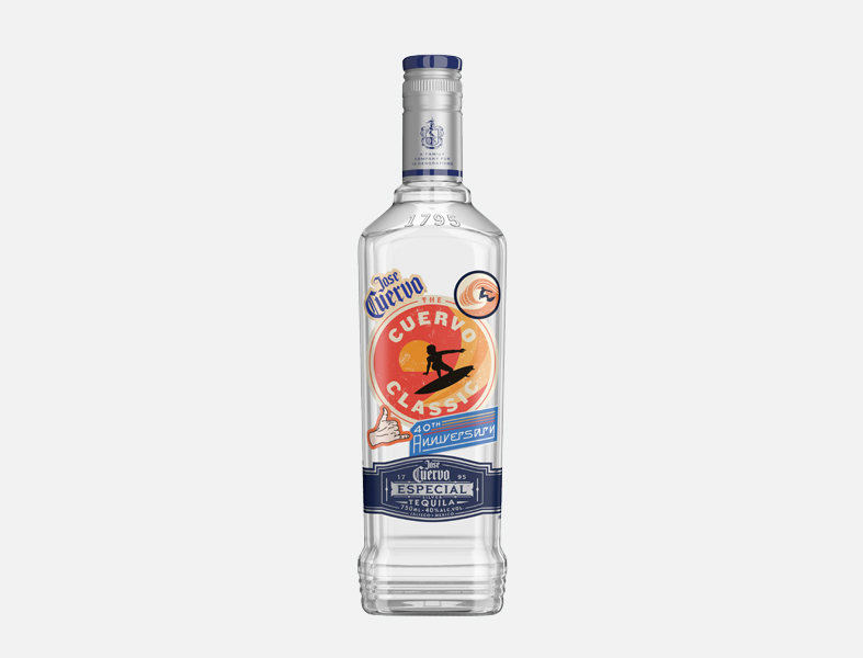 2. Jose Cuervo Especial Silver Limited Edition Bottle 2018_750ml Bottle Image