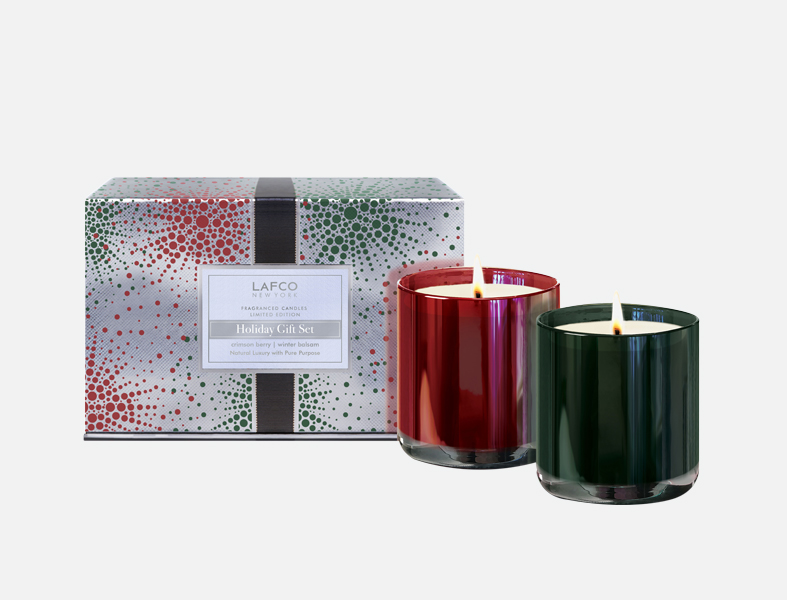 3. Holiday Gift Set Duo_LAFCO