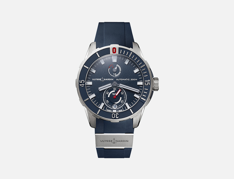 4. Ulysse Nardin watch