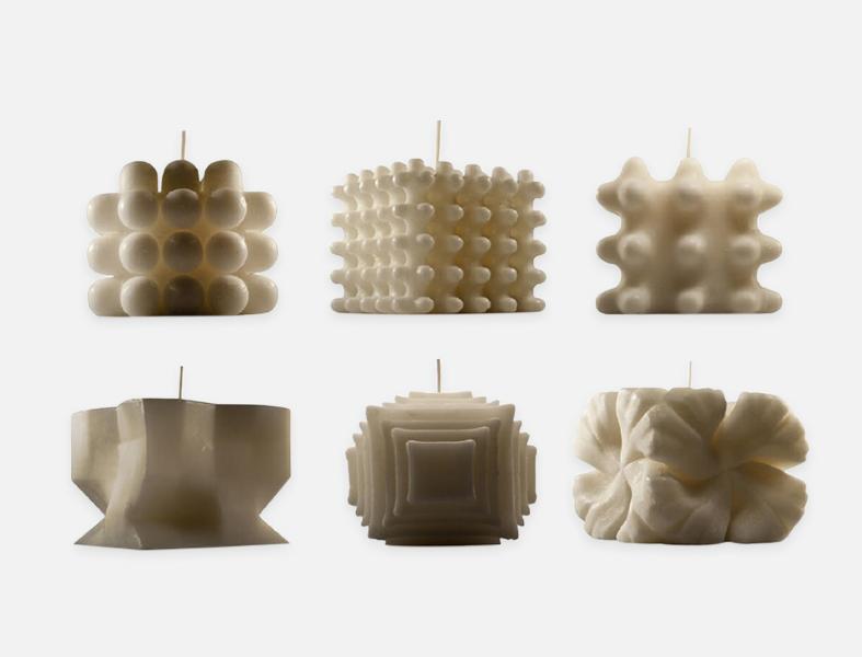 7. Andrej Urem candles