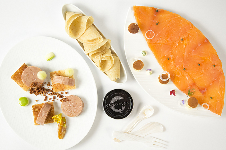 7.-Caviar-Pairing-Smoked-Salmon-Foie-Gras-1