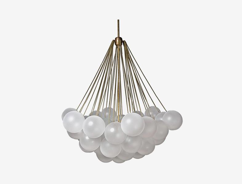 8. Apparatus cloud pendant light