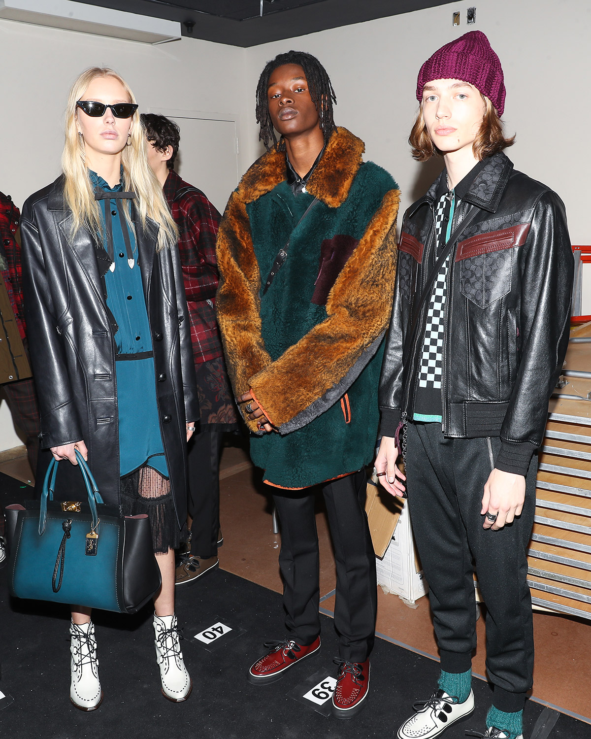 Coach Presents: the Men's and Women's Fall 2019 Runway Show