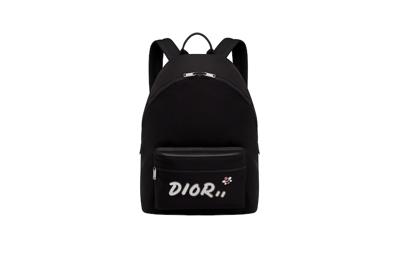 Canvas Backpack $1,500.00