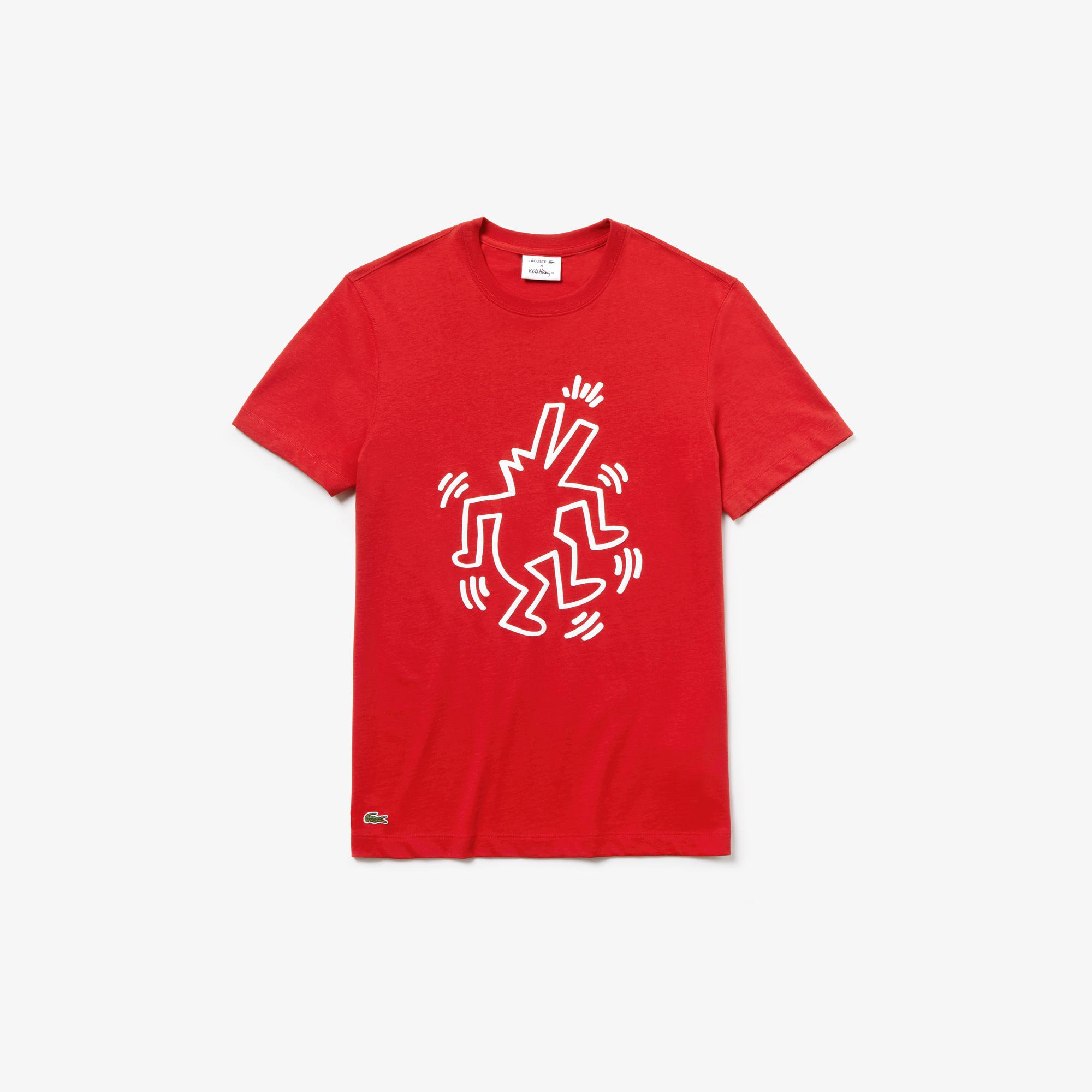 Short Sleeve Printed Jersey Tee Shirt $80 (2)