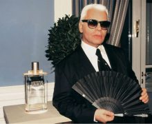 karl lagerfeld memorial at le grand palais