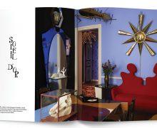 Vincent Darre Surreal Interiors of Paris book