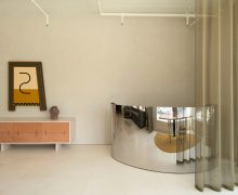 egg collective showroom in tribeca