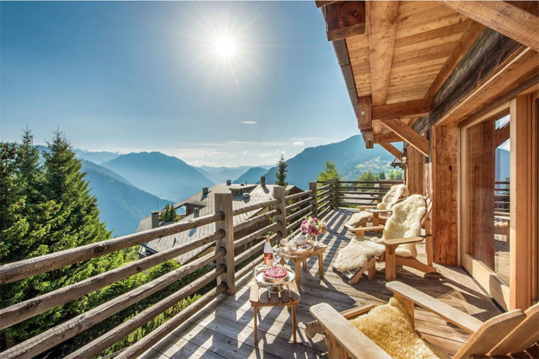 Airbnb Luxe in Verbier