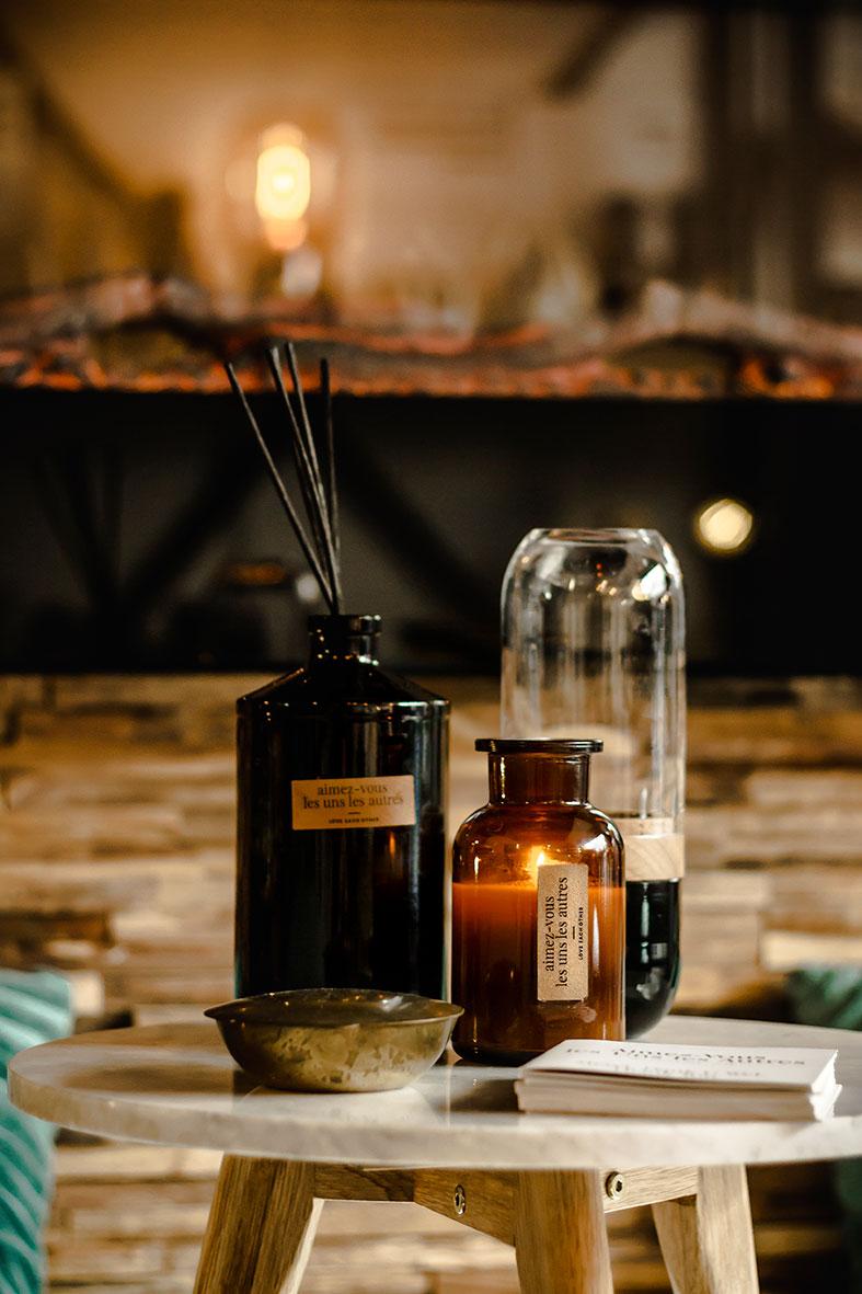 belgian candles