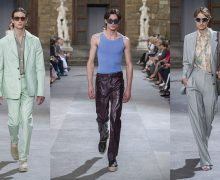Salvatore Ferragamo Spring/Summer 2020 Collection at Pitti