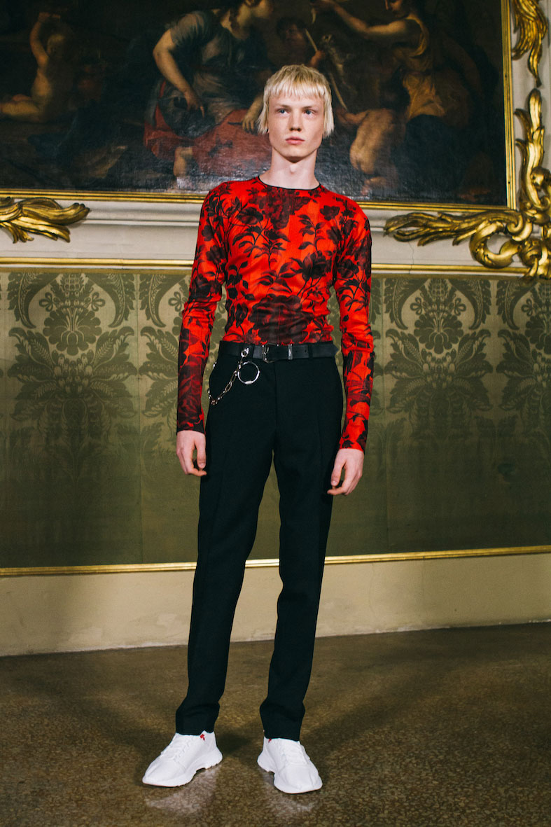 Givenchy Spring Summer 2020 collection by Clare Waight Keller