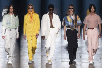 Heron Preston Spring Summer Men's and Women's 2020 Collection