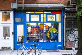 Homoco Travel Shop x Essential Homme