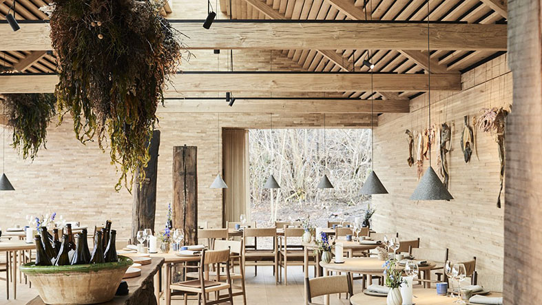 Noma, World's second best restaurant