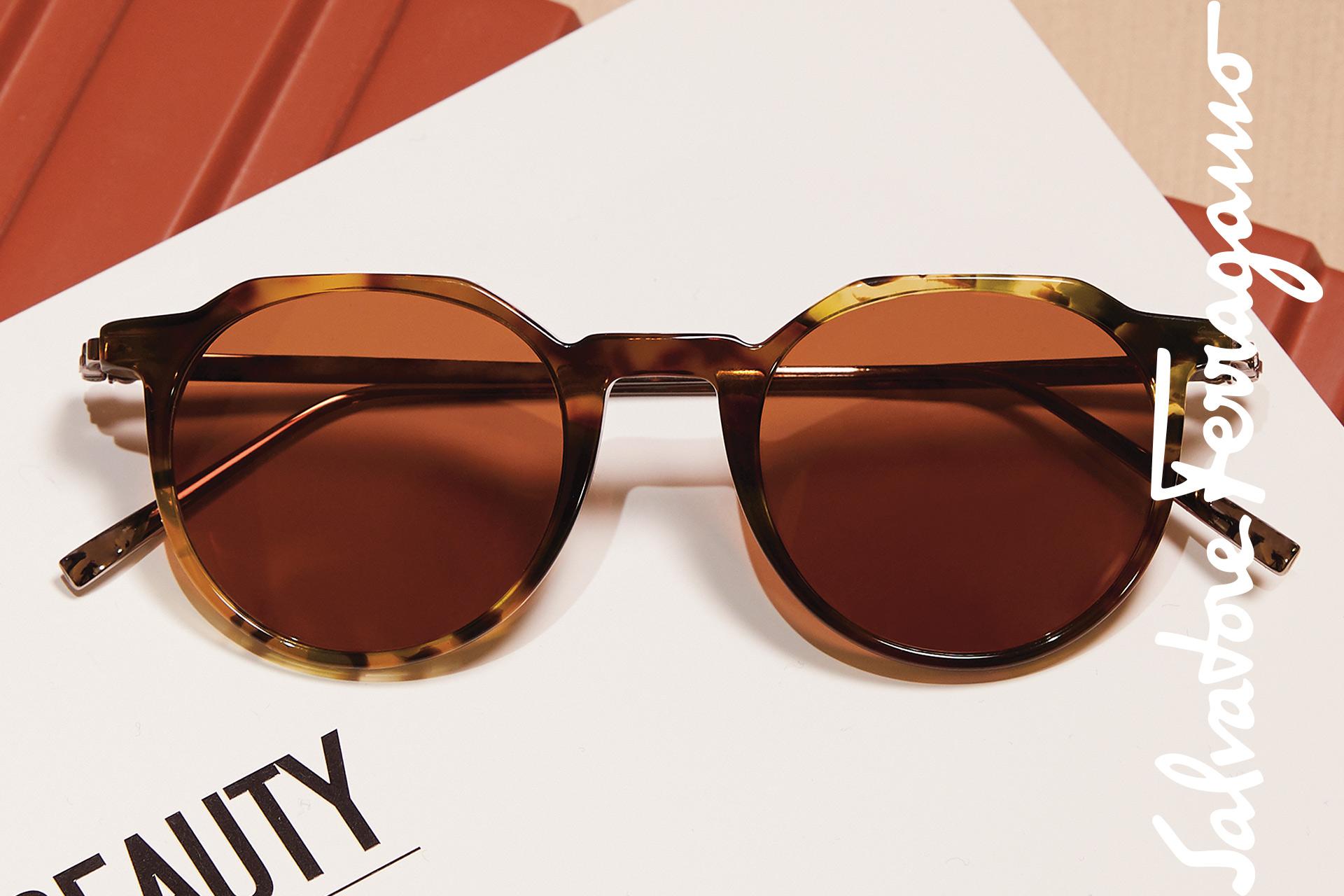 Salvatore Ferragamo newest Taroni sunglasses