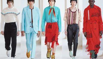 acne studios spring summer 2020 menswear show