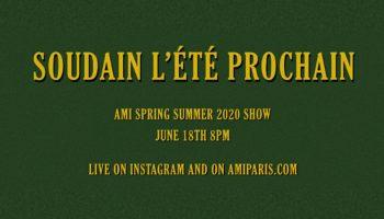 ami spring summer 2020