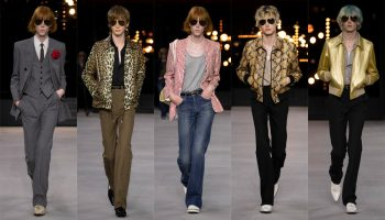celine spring 2020 menswear show paris