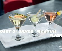 martini flights