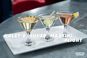 martini flights