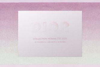dior spring summer 2020 menswear