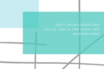 hermes spring summer 2020 runway show