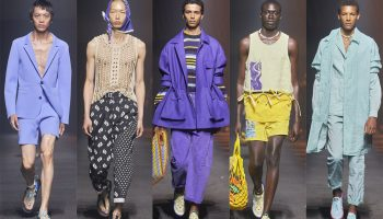 kenzo spring summer 2020 menswear show paris