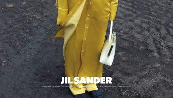 Jill Sander Fall Winter 2020 Campaign