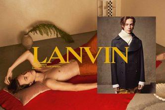 Lanvin new campaign
