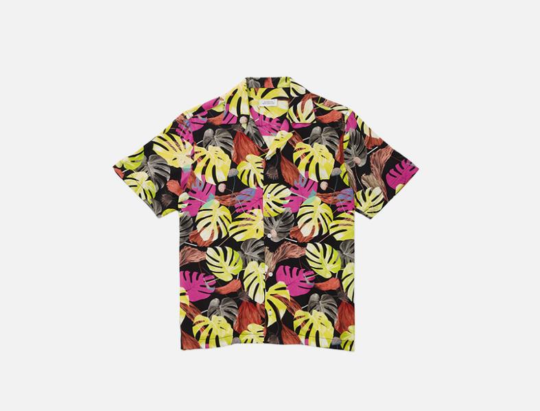 Saturday's NYC Hawaiian shirt