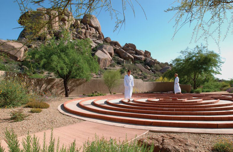 The Boulders Spa, Scottsdale