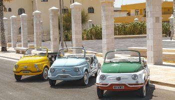 Hertz Vintage Fiat 500