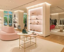 dior paris store kim jones